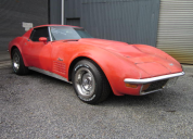 1969 CHEVROLET CORVETTE SINGRAY AUTO  350 LHD
