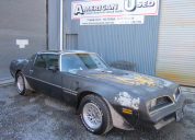 1978 PONTIAC TRANS AM 400 / MANUAL / T TOP
