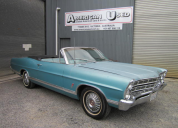 1967 FORD GALAXIE XL500 CONVERTIBLE LHD 390 AUTO