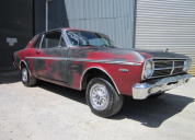 1967 FORD FALCON SPORTS COUPE 289 AUTO LHD DRIVER