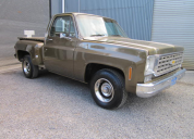 1976 CHEVROLET C10 STEPSIDE 402 BIG BLOCK / T400 AUTO LHD