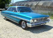 1964 FORD GALAXIE XL FASTBACK 460 AUTO LHD