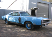 1970 DODGE CHARGER 440 AUTO LHD
