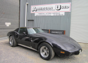1977 CHEVROLET CORVETTE COUPE 350/350 AUTO LHD