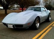1974 CHEVROLET CORVETTE  COUPE 427 4 SPEED LHD