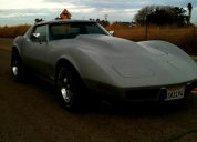 1974 CHEVROLET CORVETTE 427 /  5 SPEED  LHD