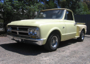 1967 GMC/CHEVROLET C10 STEPSIDE