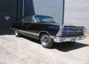 1967 FORD FAIRLANE XL 500 LHD
