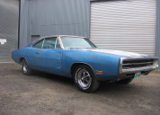 1970 DODGE CHARGER 383 AUTO LHD