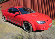 2004 HSV HOLDEN CROSS 8 AVALANCHE CREWMAN SS 5.7 AUTO  BUILD 202