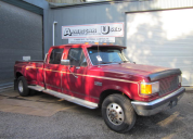 1988 FORD F350 CREW CAB DUALLY 460 V8 AUTO LHD