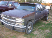 1988 CHEVROLET 3500 DUALLIE 454