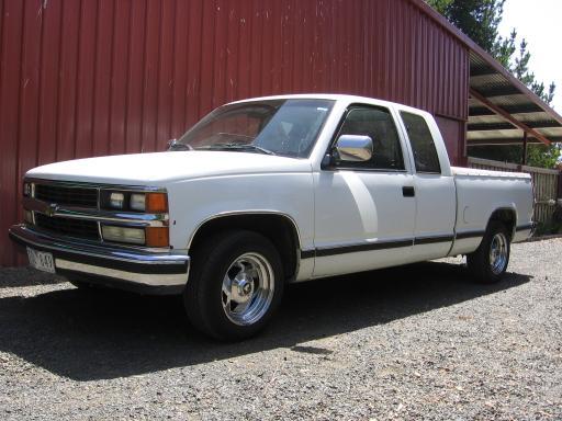 Chevy Silverado 85