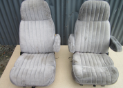 CAPTAINS CHAIRS TO SUIT 1973 /1978 CHEVROLET / GMC  PICKUP