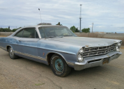 1967 FORD GALAXIE FASTBACK 390 /AUTO / LHD
