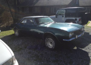 1967 CHEVROLET CAMARO 327 AUTO LHD PROJECT