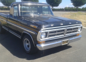1972 FORD F100 RANGER LWB 390 AUTO A/C / POWER STEER LHD