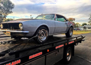 1967 CHEVROLET CAMARO 350 AUTO RUNNING DRIVING PROJECT LHD