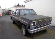 1979 CHEVROLET CHEYENNE C10 350 /AUTO FLEETSIDE SHORT TUB LHD