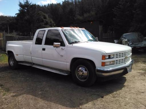 1988 chevrolet c3500 dually