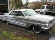 1964 FORD GALAXIE 390 - AUTO  2 DOOR FASTBACK LHD