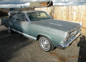 1966 FORD FAIRANE GTA S CODE 390 - AUTO COUPE LHD  SURVIVOR CAR