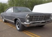1967 FORD GALAXIE 390 AUTO LHD