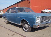 1966 FORD FALCON SPORTS COUPE LHD 6 CYLINDER AUTO