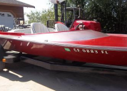 1974 SABERE JET BOAT 460 FORD