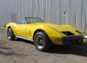 1974 CHEVROLET CORVETTE ROADSTER