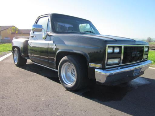 Chevy Truck Stepside Bed For Sale